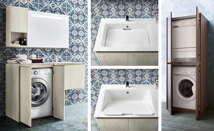 altamarea B&B mobili-lavanderia-coprilavatrice-